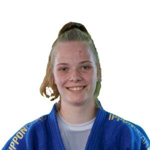 nljudo selectie Michelle Gerssen - Tom van der Kolk