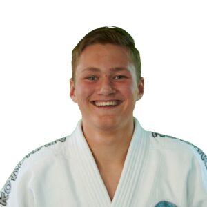 nljudo selectie Ruben Bolte - Tom van der Kolk