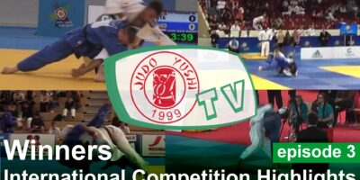 Judo Yushi TV film aflevering 3 international competition highlights