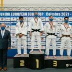 Dylan van der Kolk derde op Europacup Junioren in Coimbra Portugal