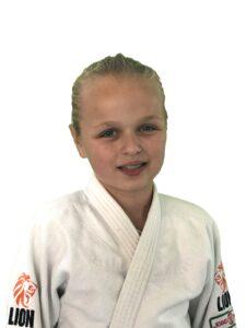 nljudo selectie Jayda Struijk - Judo Yushi