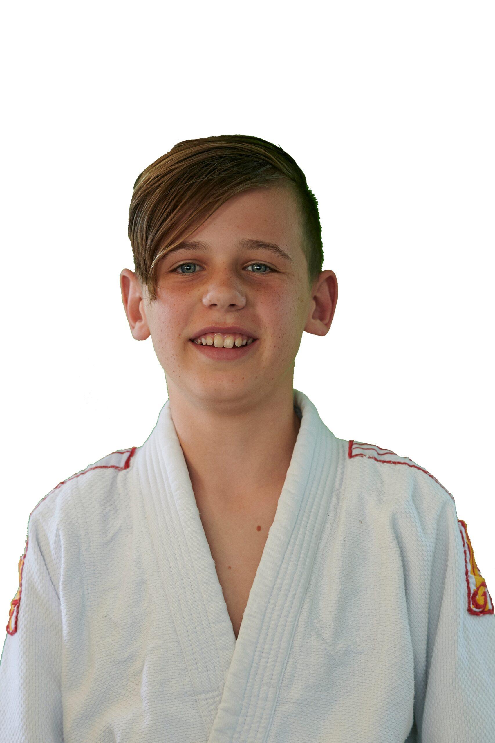 nljudo selectie Sam Leibbrand - Judo Yushi