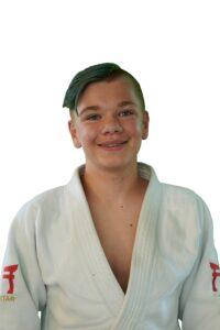 nljudo selectie Thomas Vermeer - Judo Yushi
